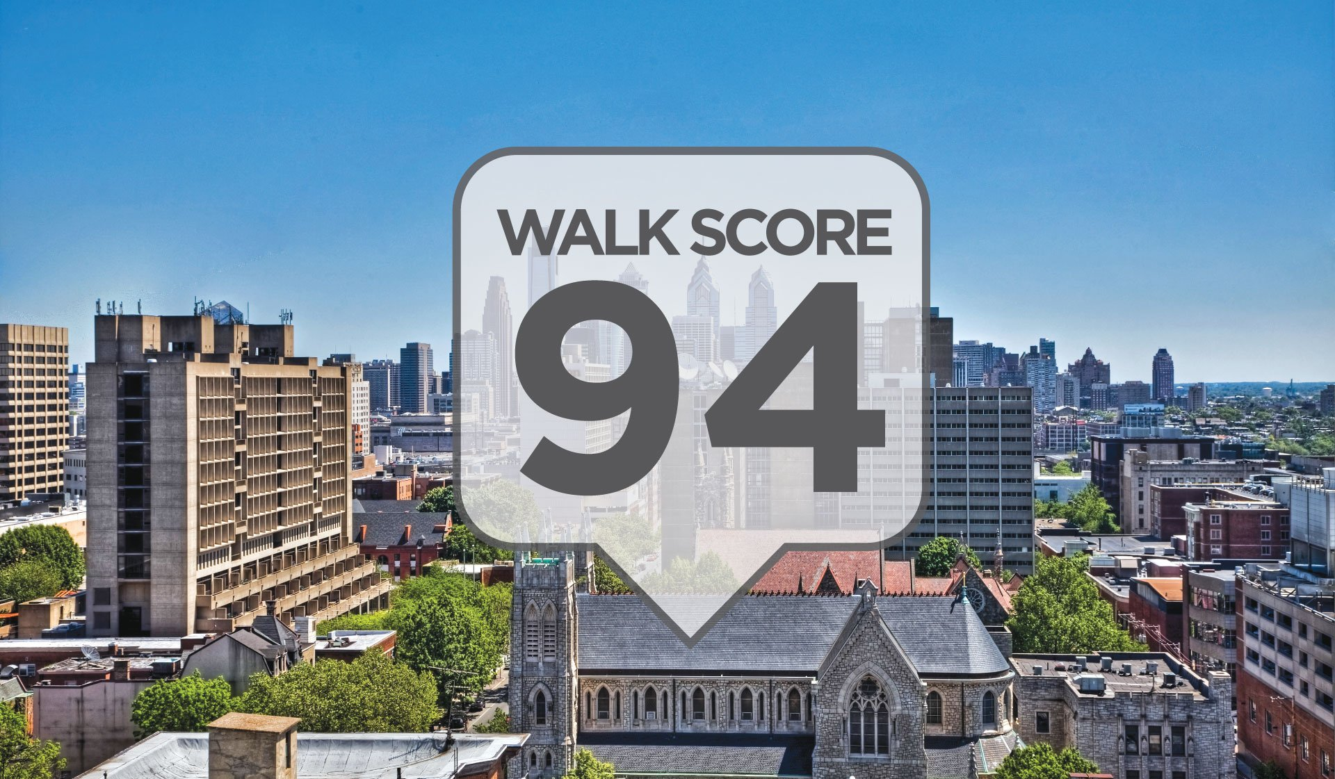Chestnut Hall Apartments - walk score